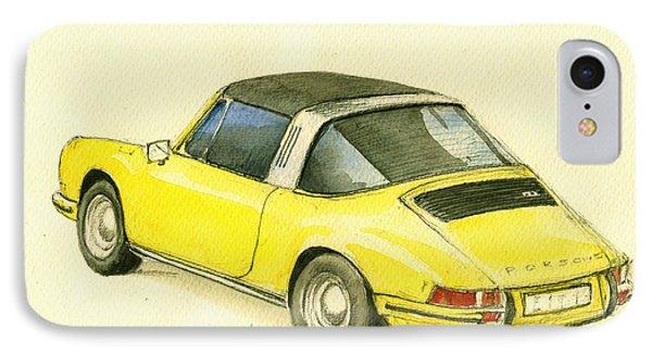 Porsche 993 IPhone Case