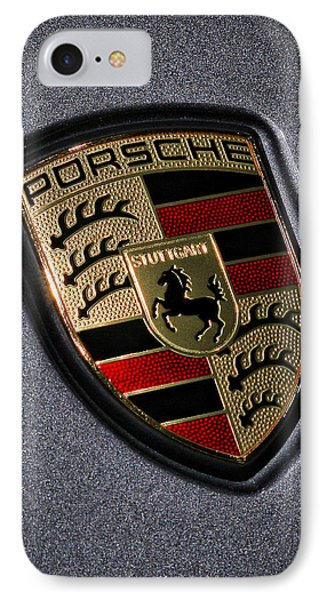 Porsche IPhone Case by Gordon Dean II