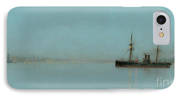 Port Light IPhone Case