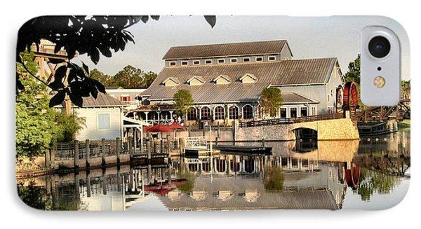 Port Orleans Riverside IPhone Case