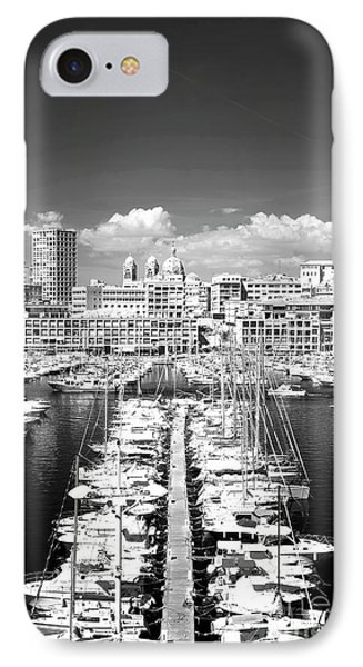Port Parking Only Phone Case by John Rizzuto