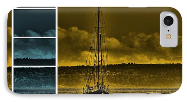 IPhone Case featuring the photograph Port Townsend by Janice Spivey