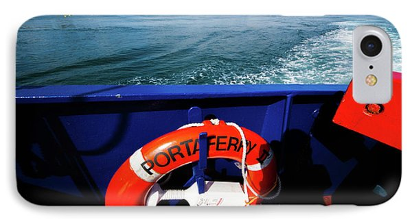 Portaferry Ferry IPhone Case