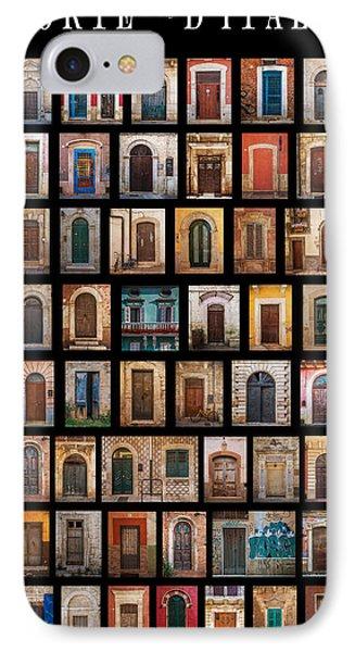 Porte D'italia IPhone Case by Elena E Giorgi