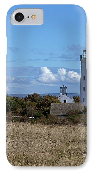 IPhone Case featuring the photograph Portland Bird Observatory by Baggieoldboy