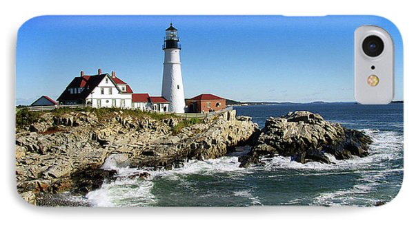 Portland Head IPhone Case