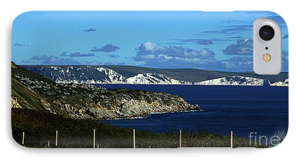 IPhone Case featuring the photograph Portland To Weymouth  by Baggieoldboy