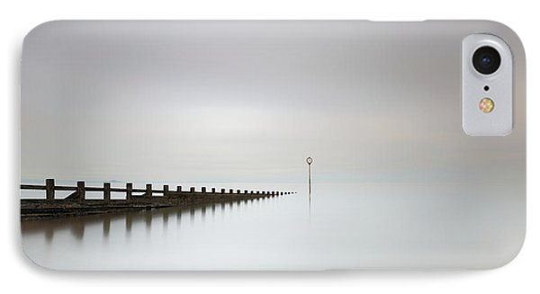 IPhone Case featuring the photograph Portobello, Edinburgh by Grant Glendinning