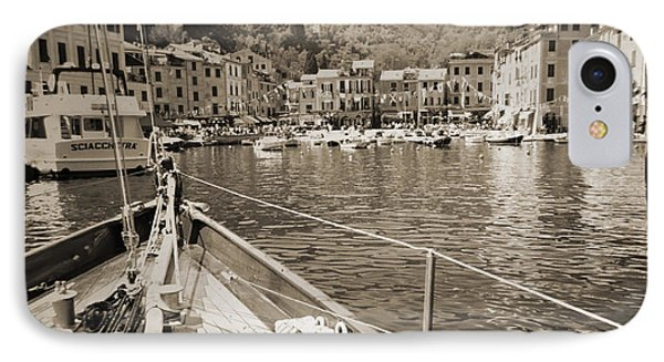 Portofino Italy From Solway Maid Phone Case by Dustin K Ryan