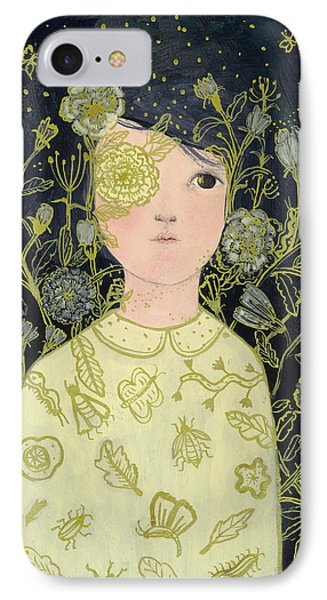 Portrait At Night IPhone Case