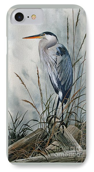 Portrait In The Wild IPhone Case by James Williamson