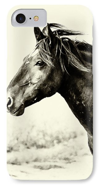 Portrait IPhone Case by Mary Hone