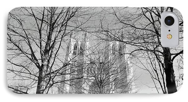 Portrait Of A Cathedral IPhone Case