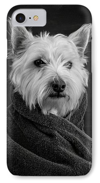Portrait Of A Westie Dog IPhone 7 Case