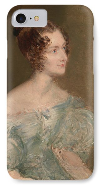 Portrait Of A Woman, Probably Mrs. Price Of Rugby IPhone Case