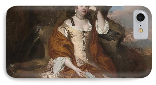 Portrait Of Anne Hyde Duchess Of York IPhone Case
