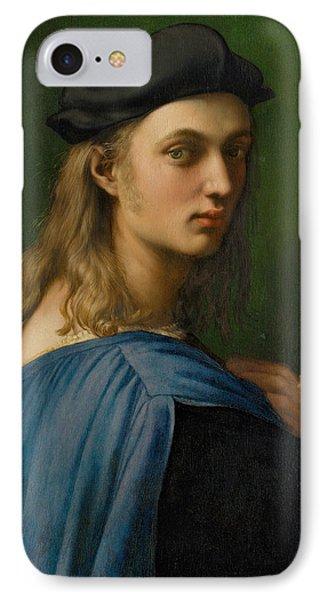 Portrait Of Bindo Altoviti IPhone Case by Raphael