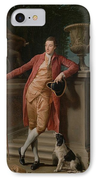 Portrait Of John Talbot - Later 1st Earl Talbot IPhone Case