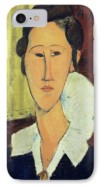 Portrait Of Madame Hanka Zborowska, 1917 IPhone Case