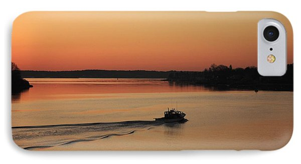 Portsmouth Harbor - Portsmouth New Hamphire Usa Phone Case by Erin Paul Donovan