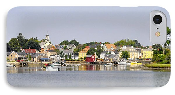 Portsmouth Nh South End Psep IPhone Case by Jim Brage