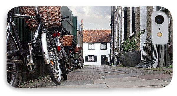 IPhone Case featuring the photograph Portugal Place Cambridge by Gill Billington