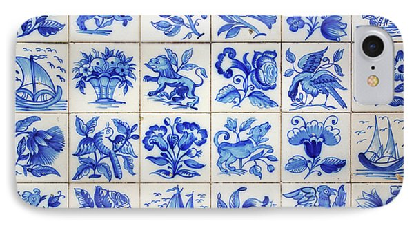 Portuguese Tiles Phone Case by Carlos Caetano