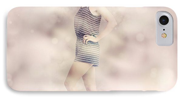 Posh Retro Fashion Pinup IPhone Case by Jorgo Photography - Wall Art Gallery