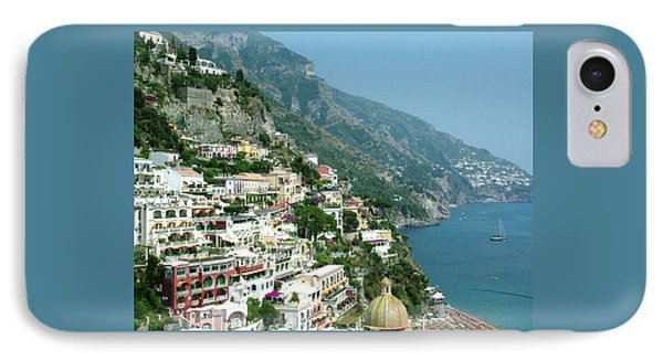 Positano In The Afternoon IPhone Case