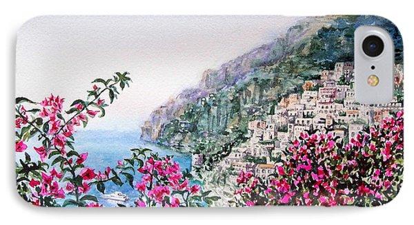 Positano Italy IPhone 7 Case