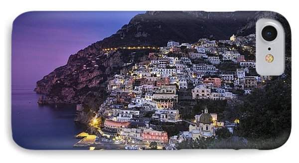 Positano Twilight IPhone Case