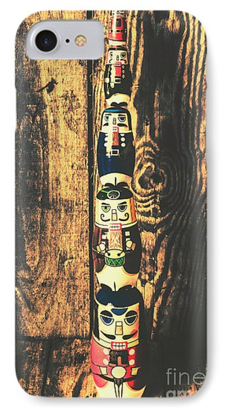 Post Of Commanders IPhone Case by Jorgo Photography - Wall Art Gallery