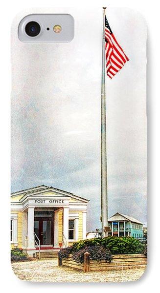 Post Office In Seaside Florida IPhone Case by Vizual Studio