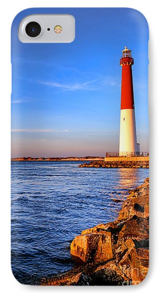 Postcard From Barnegat  IPhone Case by Olivier Le Queinec