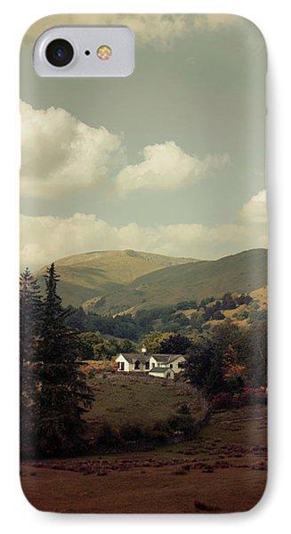 Postcards From Scotland IPhone Case by Jaroslaw Blaminsky