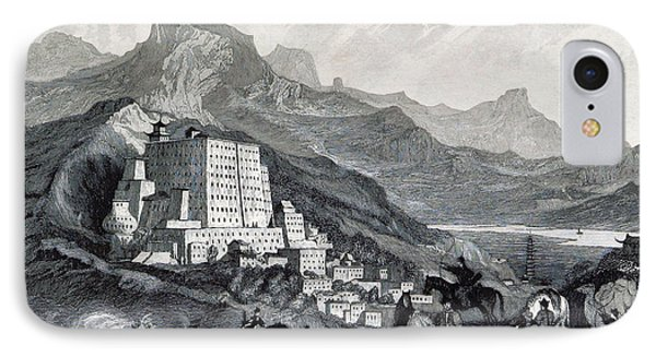 Potala Palace, 19th Century IPhone Case by British Library