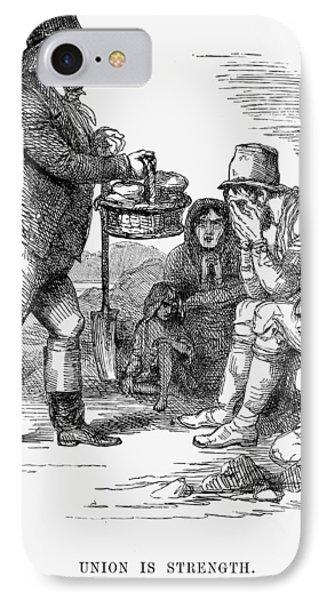 Potato Famine, 1846 Phone Case by Granger