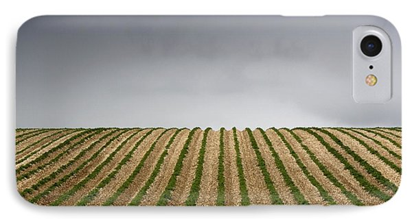Potato Field IPhone 7 Case by John Short