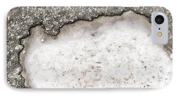 Pothole IPhone Case