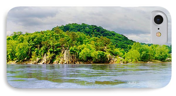 IPhone Case featuring the photograph Potomac Palisaides by Francesa Miller