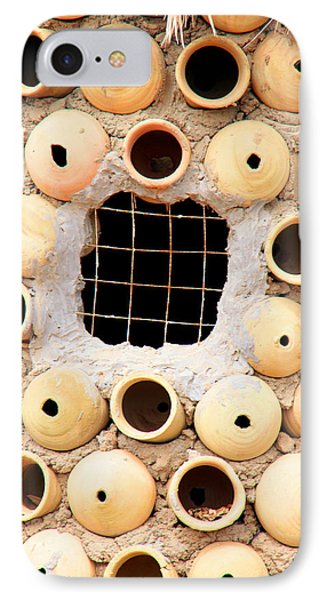Potted View IPhone Case by Jez C Self
