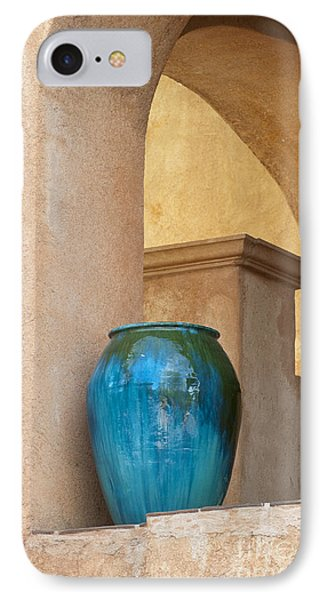 Pottery And Archways Phone Case by Sandra Bronstein
