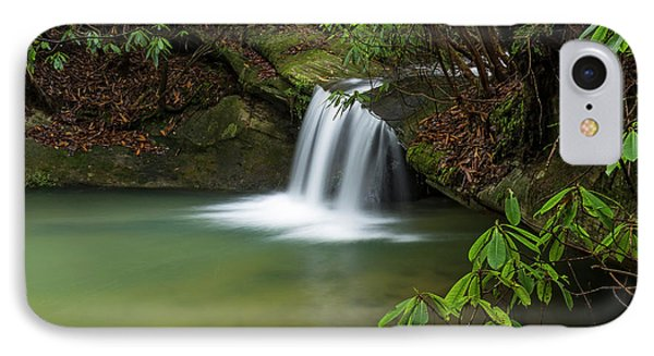 Pounder Branch Falls # 2 IPhone Case