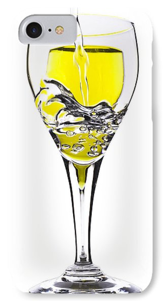 Pour Me One IPhone Case by Donald Schwartz