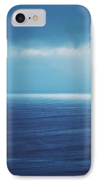 Powder Blue IPhone Case by Skip Hunt