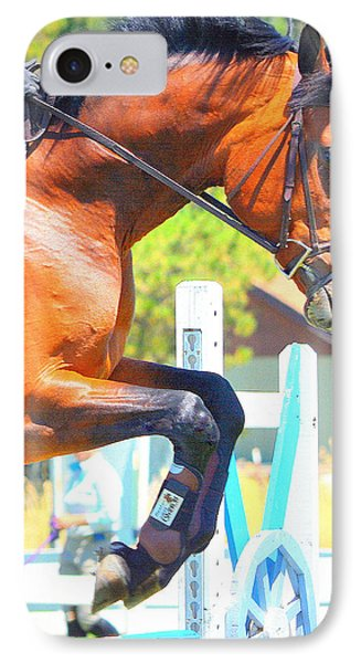 IPhone Case featuring the photograph Power And Beauty by Barbara Dudley