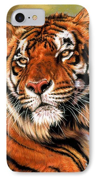 Power And Grace IPhone Case by Barbara Keith