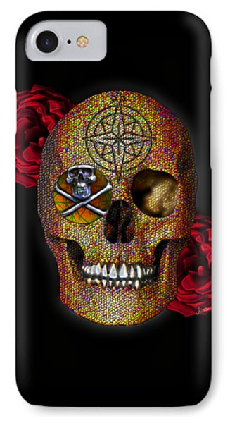 Power And Wisdom IPhone Case