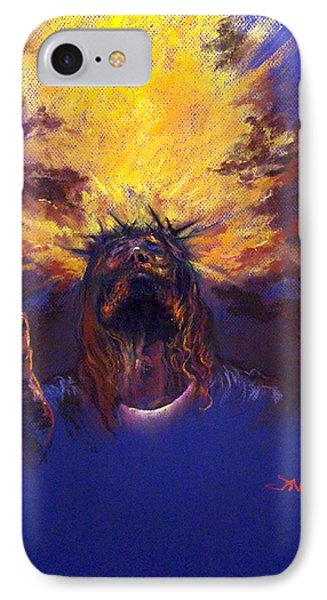 Power From On High Phone Case by Tommy  Winn