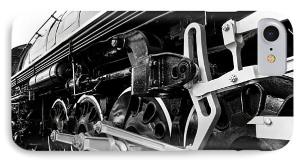Power In The Age Of Steam Phone Case by Dan Dooley